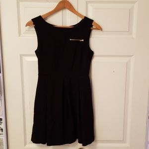 H&M fit and flare party dress US 4